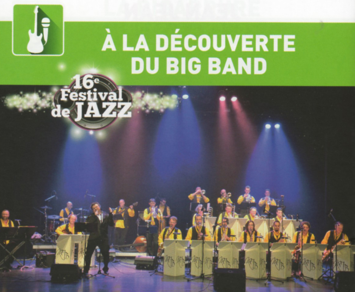 decouverte big band